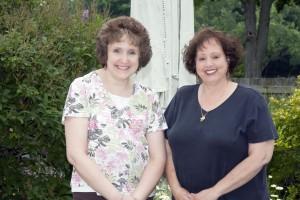 Lisa and Beth